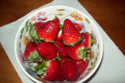 Strawberries are the Healthy Snack Choice