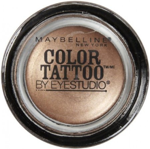 Maybelline Color Tattoo in Bad to the Bronze