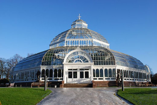 Palm House, Sefton Park