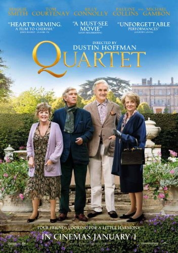 Starring Dame Maggie Smith, Tom Courtenay, Billy Connoly, Pauline Collins, and Michael Gambon.