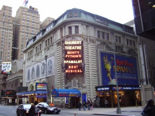 The Shubert Theater, New York, NY