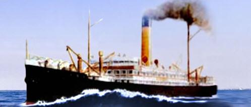 The Yongala off Australia