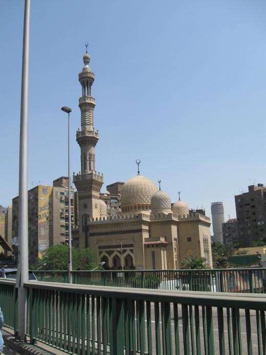 Cairo - Mosque Minaret