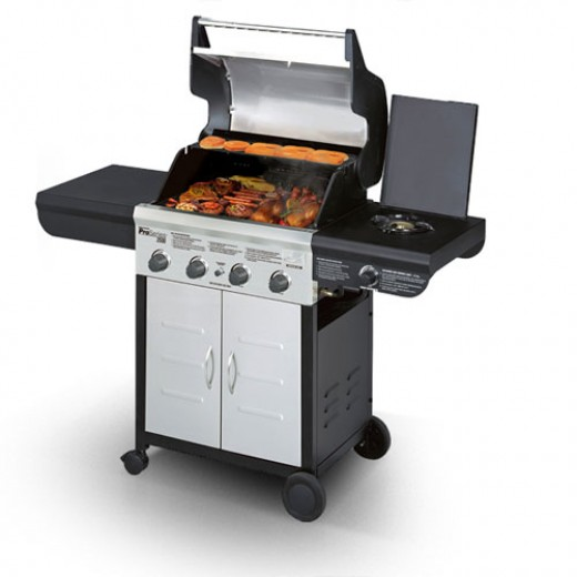 Summer Fun Barbecue and Grill