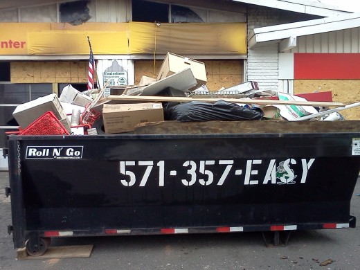 An overloaded bin will cost you time, money, or both.  Avoid this situation by understanding the rules.