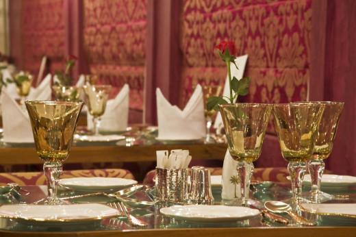 Swarn Mahal Dining Car