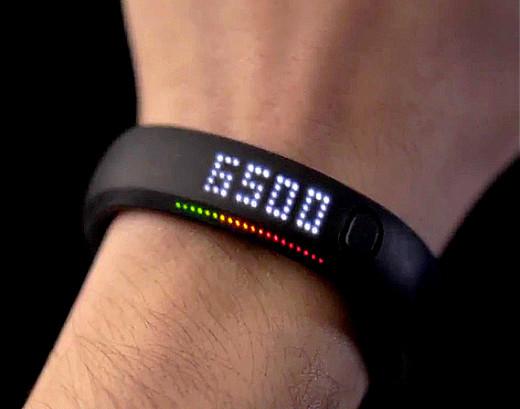 Nike+ FuelBand Fitness Tracker
