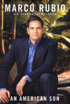 Marco Rubio is a fiscal and social conservative with a Christian world view and he is a Tea Party favorite!