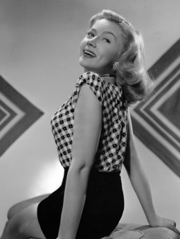 Gloria Grahame in Blonde Fever