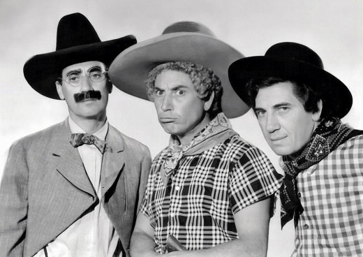 The Marx Bros Go West (1940)