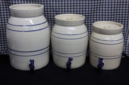 USA Stoneware Cooler Crocks
