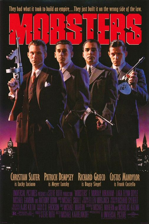 Mobsters Movie Poster