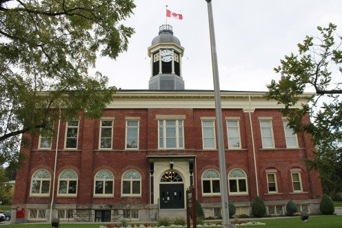 Town Hall, 56 Queen Street, Port Hope, ON, Canada