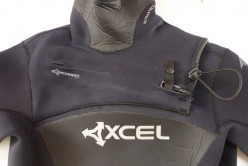 Surfing Wetsuit Review: Xcel Drylock Hooded 5/4