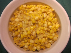Fried Fresh Corn Recipe