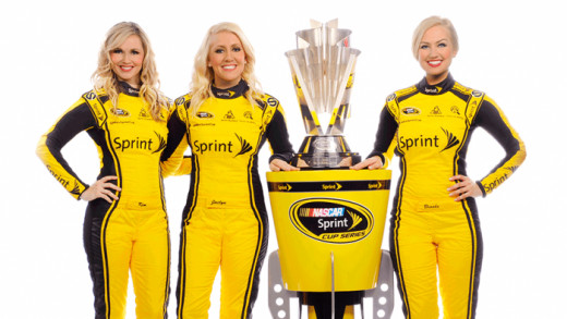 Will the real Ms. Sprint Cup please stand up?