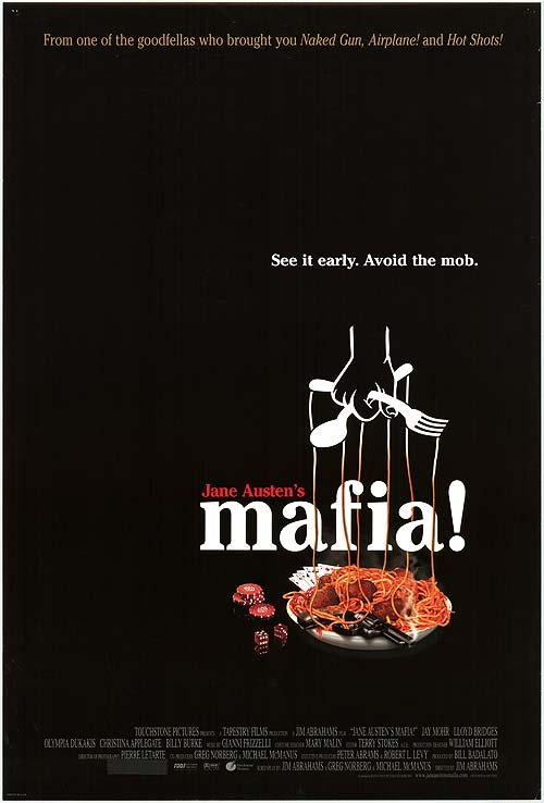 Mafia! Movie Poster
