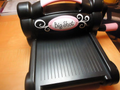 Sizzix Big Shot Gets 5 Stars