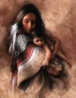 SUNSHINE RAY AND HER BABY.
