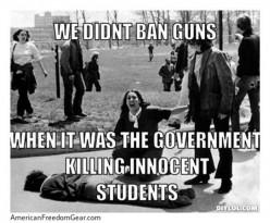 Gun Control, Total Control Or Both?