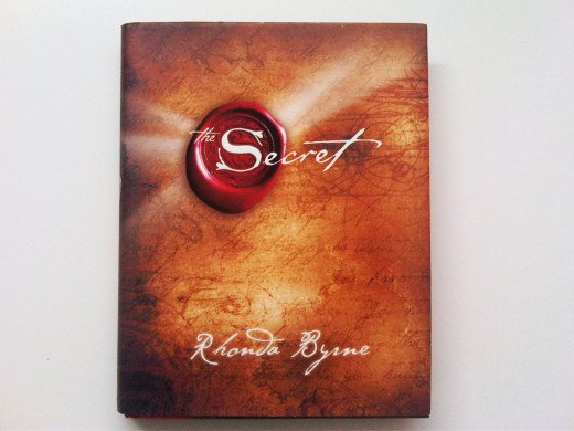 The Secret by Rhonda Byrne, First Atria Books/Beyond Words hardcover edition November 2006