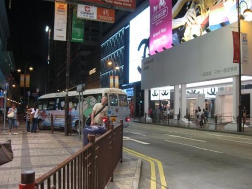 Tony In HK