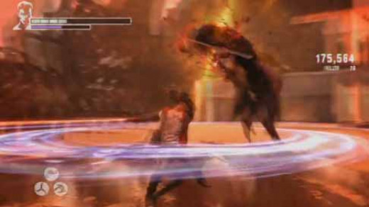 DMC Devil May Cry Defeat Drekavac in the Plan Mission