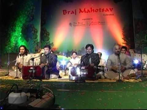 Cultural Event at Braj Mahotsav in Bharatpur