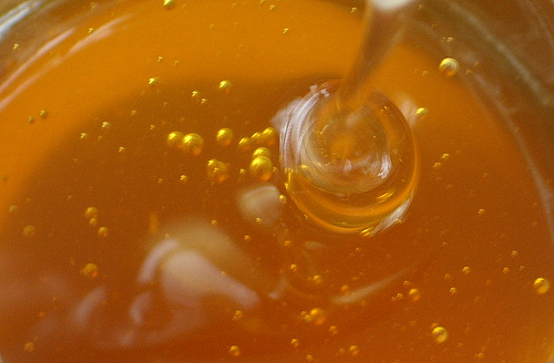 Honey is an excellent prebiotic.