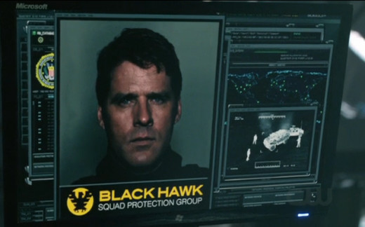 Ted Gaynor from Blackhawk Squad Protection Group.
