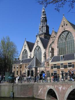 Old Church, Amsterdam