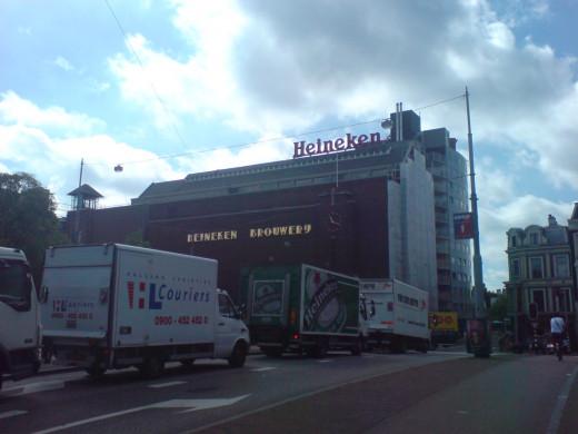 Heineken Brewery, Amsterdam