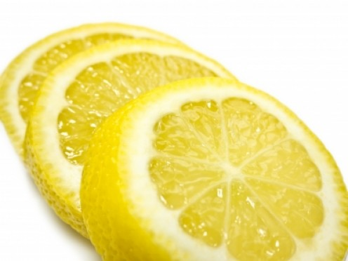 Drink a glass of warm water with a squeeze of lemon juice daily for clearer complexion.