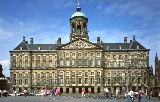 Royal Palace, Amsterdam