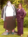 AWESOME Reasons To Have A Cardboard Cut-Out Person In Your Life