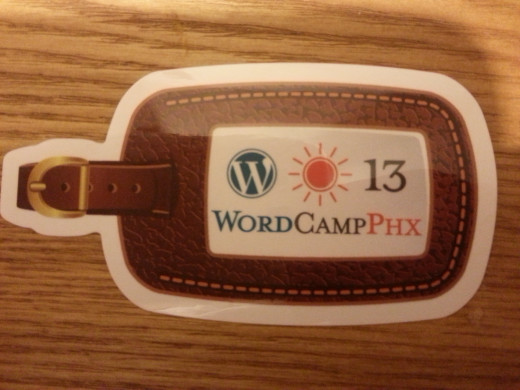 The WordCamp Logo