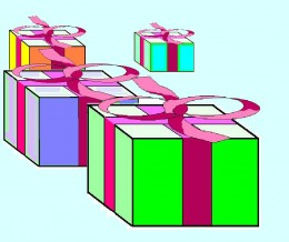 Gifts can cause a rift in a marriage
