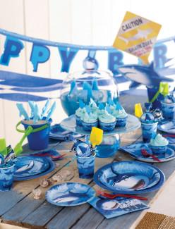 Shark Birthday Party Ideas and Tips