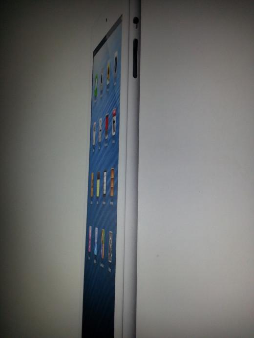 The magic of iPad 4