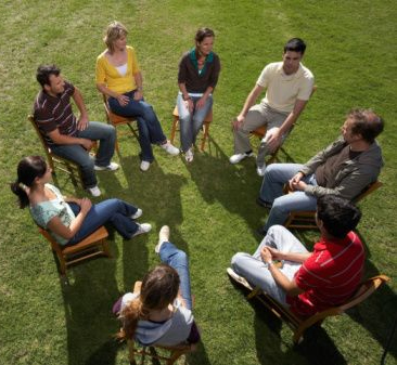 Join support group