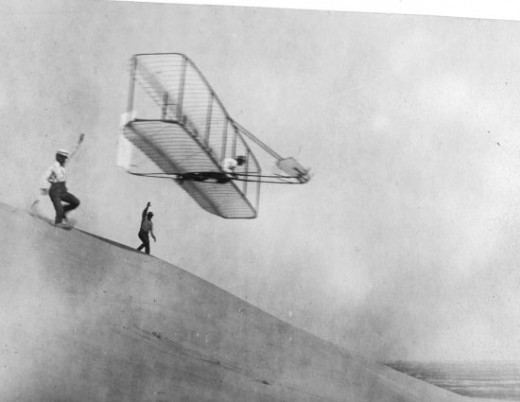 Wright brothers 1901