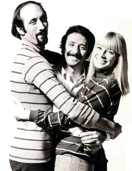 Promotional picture of Peter Paul and Mary