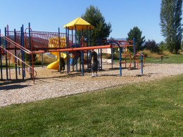 ..the park