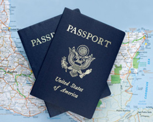 Keep your passports in a home lockbox.