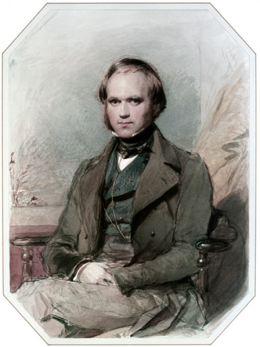 Charles Darwin, the greatest thinker in the history of evolutionary biology.
