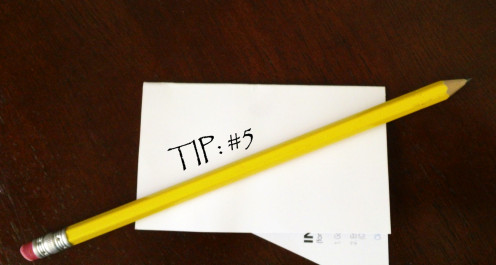 whitepaper with pencil tip 5