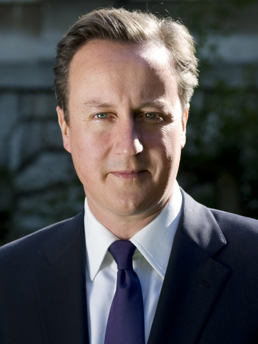 The Right Honourable David William Donald Cameron, MP of Witney