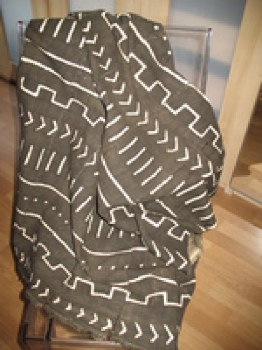 My mudcloth