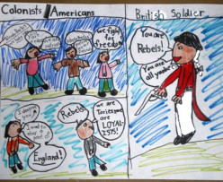 American Revolution/Revolutionary War Lesson Plans