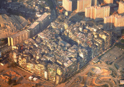 The Kowloon Walled City: The Most Densely Populated Place on Earth